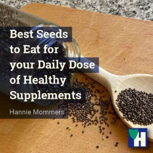 Best Seeds to Eat for your Daily Dose of Healthy Supplements