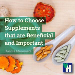 How to Choose Supplements that are Beneficial and Important