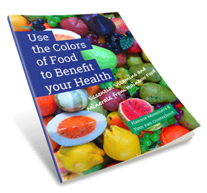 Use the Colors of Food to Benefit your Health
