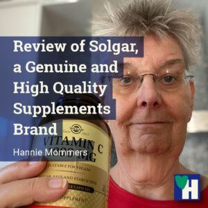 Review of Solgar, a Genuine and High Quality Supplements Brand