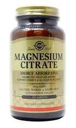 Solgar Magnesium Citrate