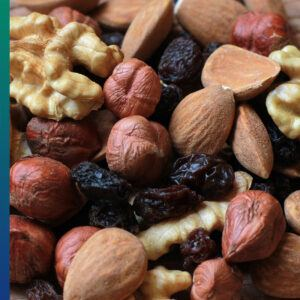 Nuts for our brain, and other health benefits