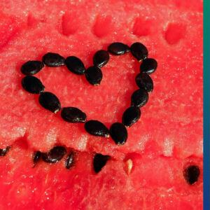 Watermelon and its seeds are rich in antioxidants