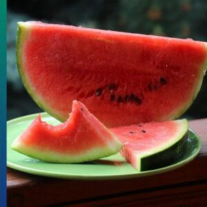 Health advantages of watermelon