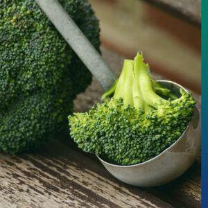Vegetables with Calcium
