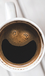 The caffeine will give you energy