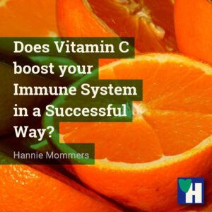 Does Vitamin C boost your Immune System in a Successful Way?