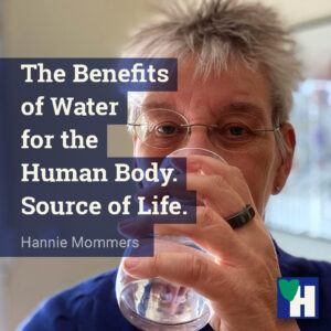 The Benefits of Water for the Human Body. Source of Life.