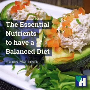 The Essential Nutrients to have a Balanced Diet