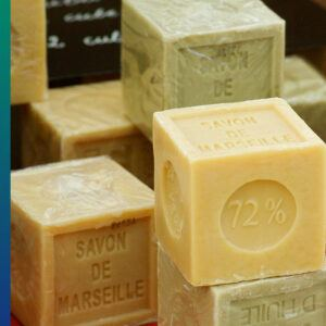 Natural soap against a soap allergy: Marseille soap