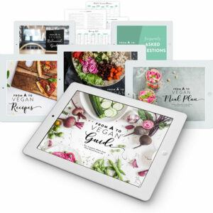 A to Vegan bundle