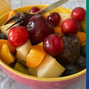 Healthy Breakfast recipes - fruits