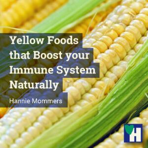 Yellow Foods that Boost your Immune System Naturally