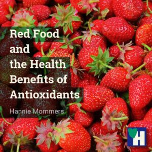 Red Food and the Health Benefits of Antioxidants