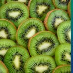Green fruit - Kiwi