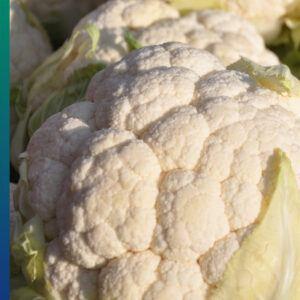 Delicious recipe for cauliflower