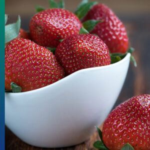Red Food: Strawberries