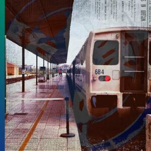 Public transport: train