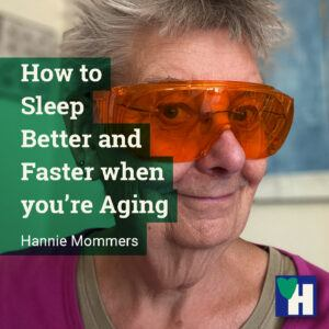 How to Sleep Better and Faster when you're Aging