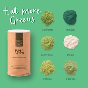 YourSuper super green