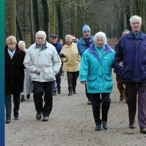 """Alzheimer group """"Stay Active"""""""