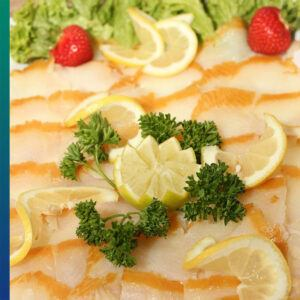 Halibut is a source of magnesium