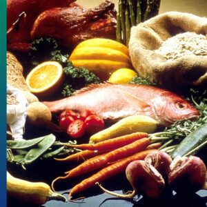 When we eat enough healthy food, and organic of course, we should get enough nutrients.