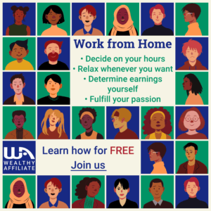 Work from home. Start for free.