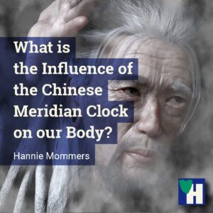 What is the Influence of the Chinese Meridian Clock on our Body?