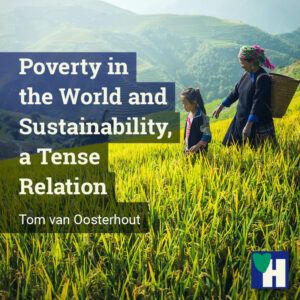 Poverty in the World and Sustainability, a Tense Relation