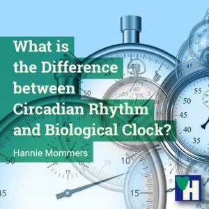What is the Difference between Circadian Rhythm and Biological Clock?