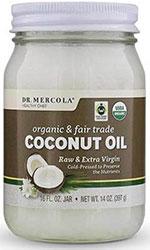 Dr Mercola Coconut Oil