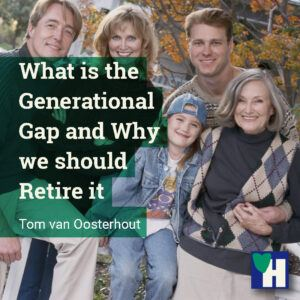 What is the Generational Gap and Why we should Retire it