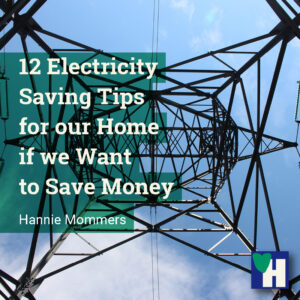 12 Electricity Saving Tips for our Home if we Want to Save Money