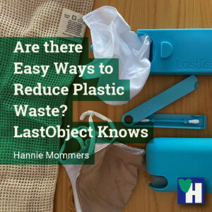 Are there Easy Ways to Reduce Plastic Waste? LastObject Knows