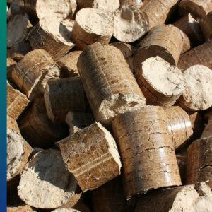 Pellets as an alternative to wood