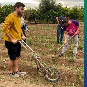Tools for organic farming