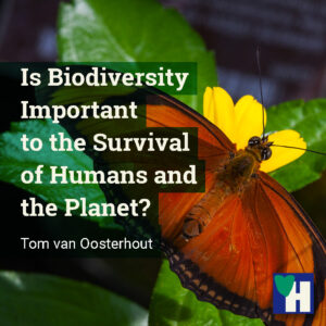 Is Biodiversity Important to the Survival of Humans and the Planet?